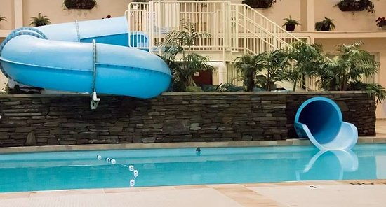 water slide picture of grand williston hotel conference center rh tripadvisor com