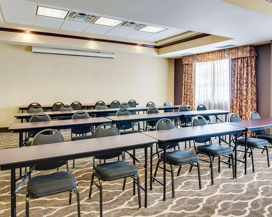 كومفرت سويتس شريفبورت: Meeting room