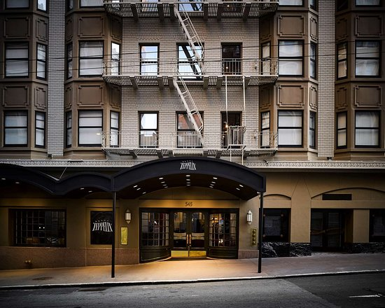 Hotel Zeppelin San Francisco Hotel