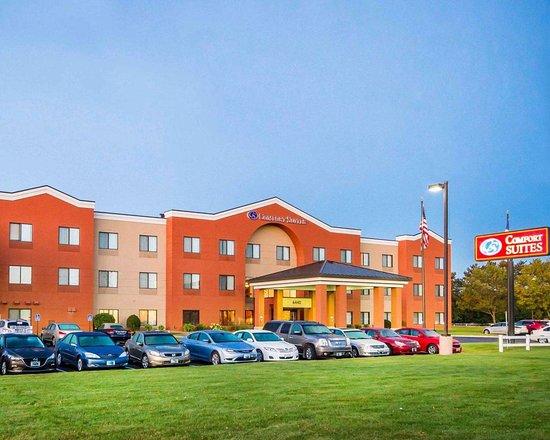 Comfort Suites hotel in Ramsey, Minnesota