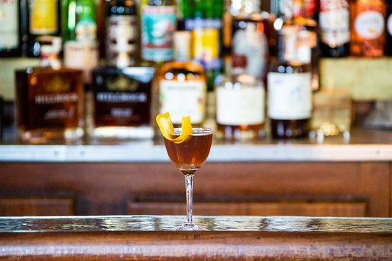 Athens, نيويورك: One of our signature cocktails