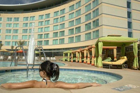 Lemoore, Califórnia: Pool view