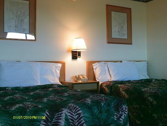Mexico, MO: Two Double Beds