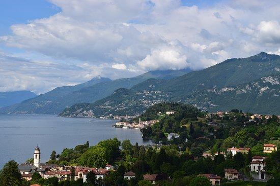 Vista dalla Reception - Bild von Borgo Le Terrazze, Bellagio ...