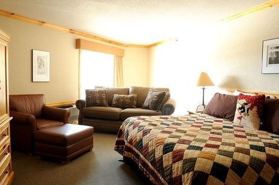 Sandpoint, ID: Guest Room