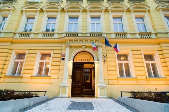 Hotel Galileo Prague: Exterior view