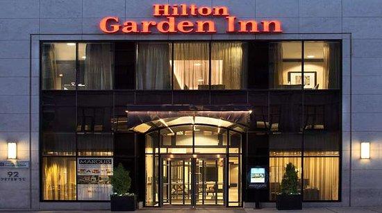 Hilton Garden Inn Toronto Downtown Hotel Reviews Deals Ontario