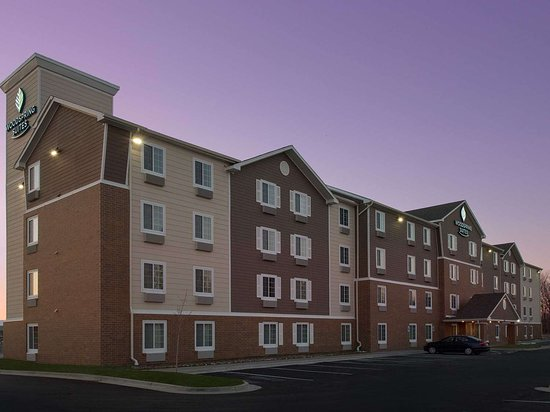 WoodSpring Suites Louisville Airport