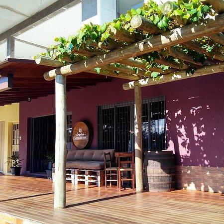 Pinto Bandeira, RS: Venha nos visitar