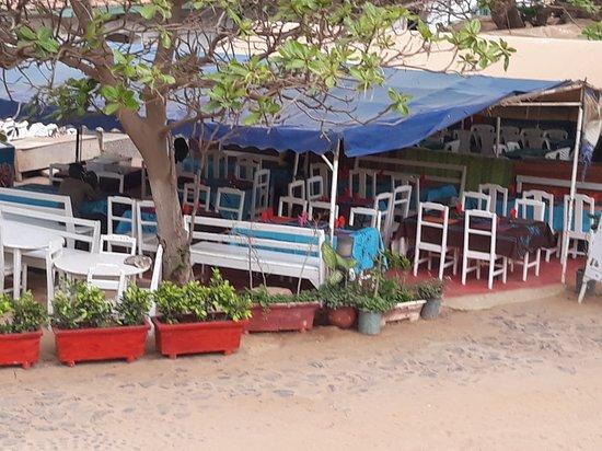 Goree Island, Senegal: Le meilleur restaurant de goree