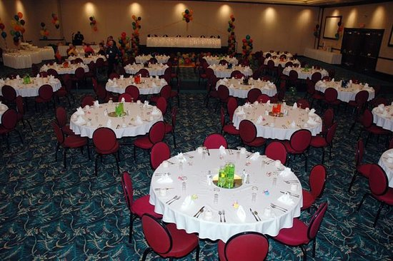 Canyonville, OR: Convention Center Banquet