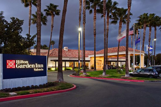 Hilton Garden Inn Valencia Six Flags