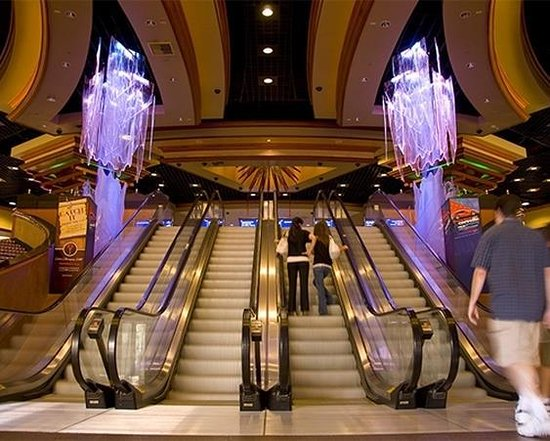 Santa Ynez, Californië: Casino Entrance