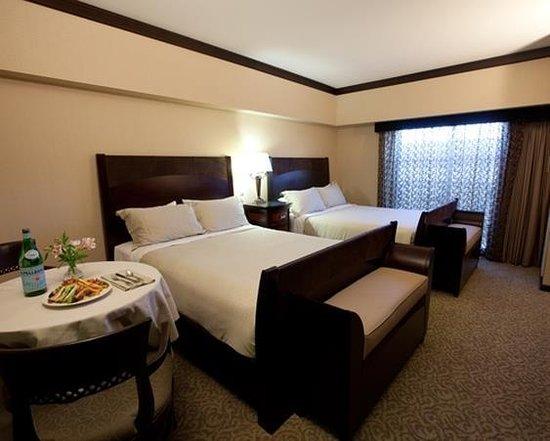 Santa Ynez, Californië: Hotel Dbl Balcony