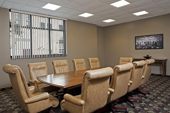 Chicago South Loop Hotel: Board Room