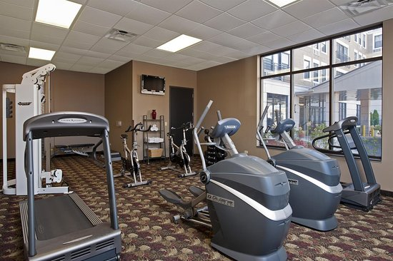 Chicago South Loop Hotel: Fitness Center