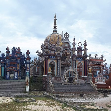 Thua Thien - Hue, Vietnam: City of Ghosts - An Bang Cemetery