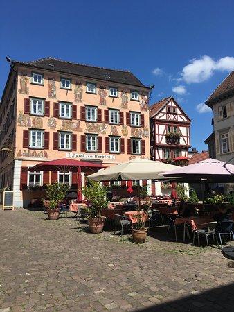 Eberbach, Germany: Hotel-Restaurant Karpfen