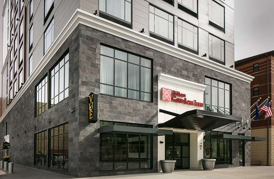 Hilton Garden Inn Iowa City Downtown University