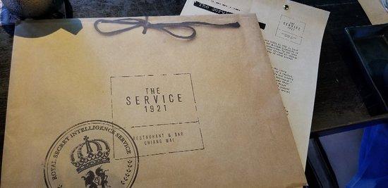 Bilde fra The Service 1921 Restaurant & Bar