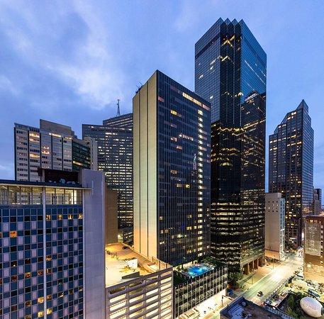 Hilton garden inn downtown dallas updated 2019 hotel reviews price comparison tx tripadvisor for Hilton garden inn dallas texas