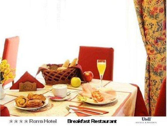 Hotel Roma: Restaurant