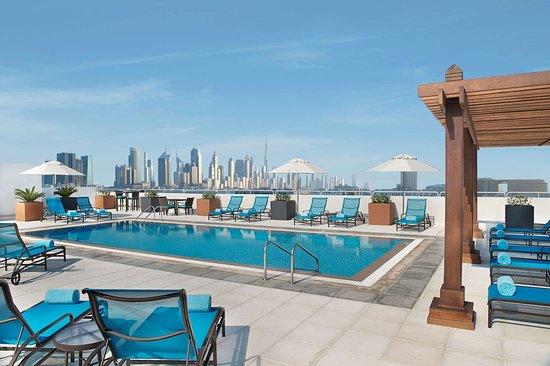Hilton Garden Inn Dubai Al Mina Hotel (Dubaï) : tarifs ...