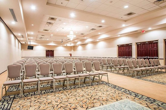 Clarion Inn Elmhurst - Oakbrook: Event space