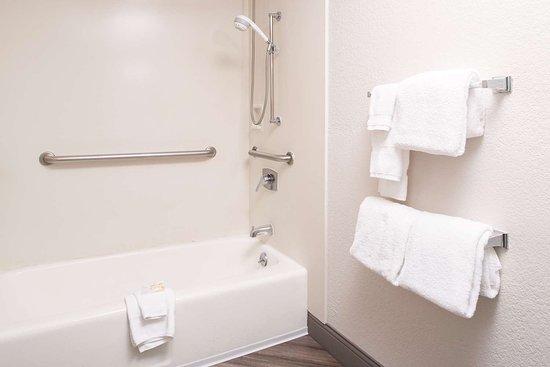 Magnuson Hotel Magnolia: Bathroom  standard