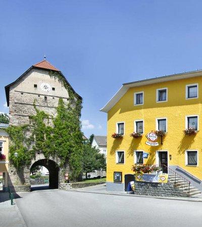 Haslach an der Muhl, Austria: Aussenansicht