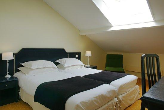Satillieu, France: Guest Room