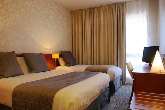 Satillieu, France: Comfort Guest Room
