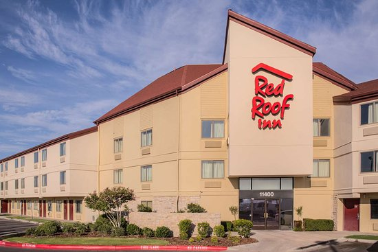 Red Roof Inn El Paso East: Exterior