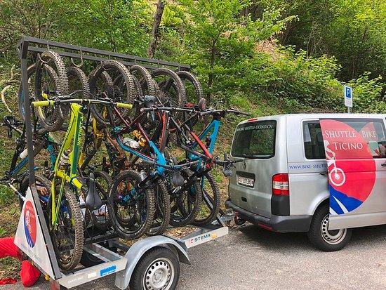 Bike Shuttle Ticino