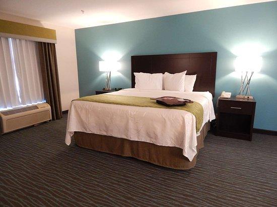 Burkburnett, TX: king suite