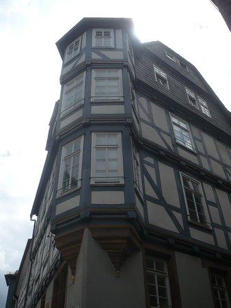 Marburger Haus der Romantik: Das Haus der Romantik.