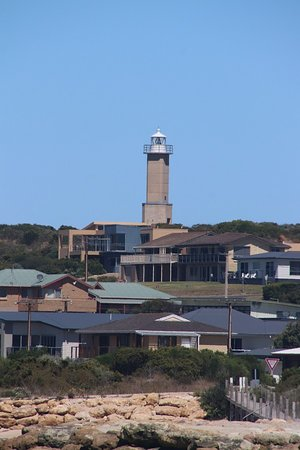 Cape Martin Lighthouse: It is quite high!