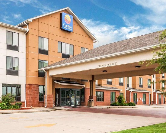 Comfort Inn Suites Sikeston Mo Foto S Reviews En Prijsvergelijking Tripadvisor