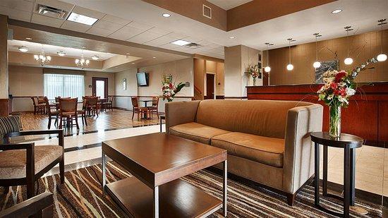 Refugio, TX: Hotel Lobby