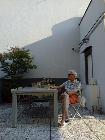 RossoSegnale B&B: Cool roof terrace