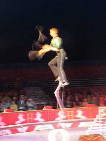 Circus World: amazing talent--great show
