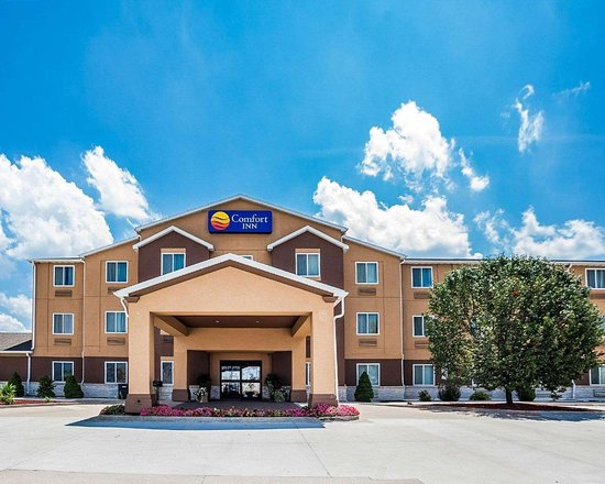 Comfort Inn Moberly 89 9 8 Updated 2018 Prices Hotel Reviews Mo Tripadvisor