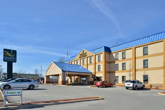 Quality Inn Amp Suites Jefferson City 67 ̶8̶7̶ Updated