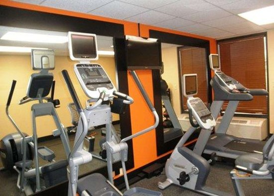 Florissant, MO: Exercise room