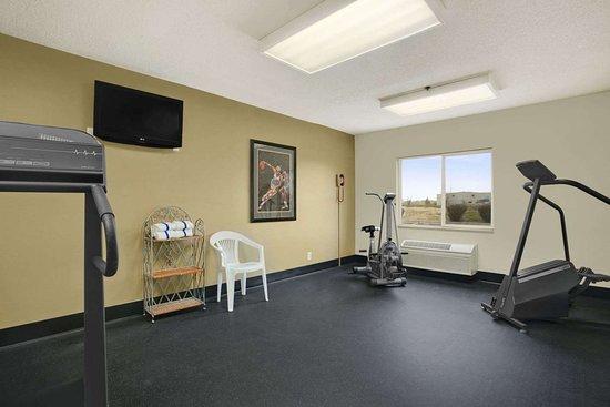 Haubstadt, IN: Fitness Center