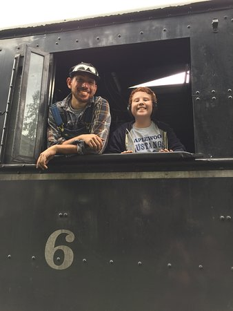 Foto de Durbin and Greenbrier Valley Railroad