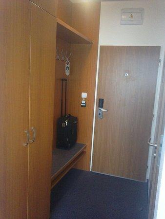 Avanti Hotel: Pokoj č.603