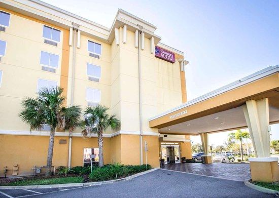 Sensational Comfort Suites Orlando Airport Updated 2019 Prices Hotel Theyellowbook Wood Chair Design Ideas Theyellowbookinfo
