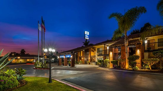 Review: Hoxsey clinic hotel recommended - Best Western Americana Inn
