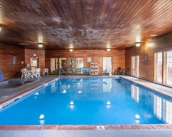 Comfort inn suites 95 1 2 0 updated 2018 prices hotel reviews klamath falls or for Klamath falls hotels with swimming pool